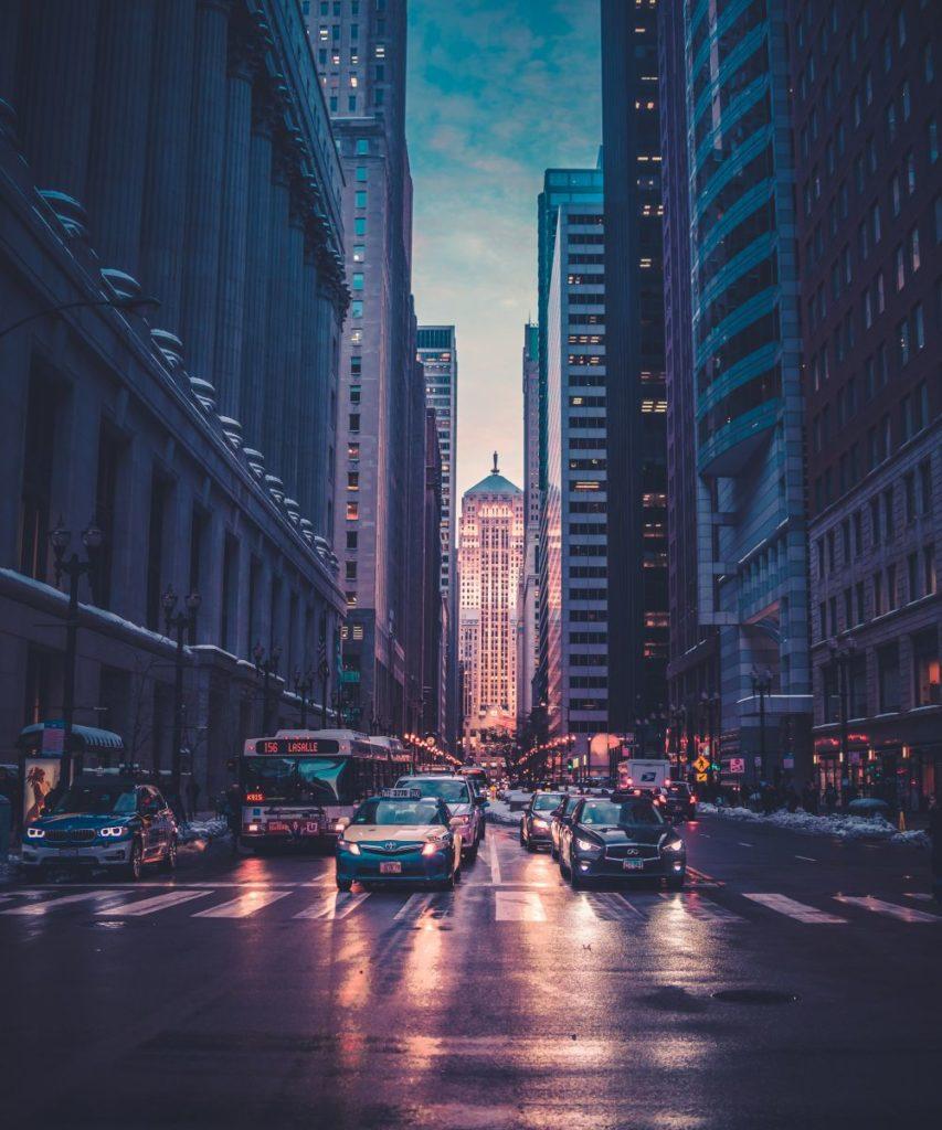 La ville du soir, Photographe français professionnel pour vos shooting instagram, mariage, photos commerciales